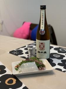 福千歳さんの「山廃純米無濾過生」新酒!